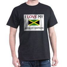 I Love My Jamaican Grandma T-Shirt