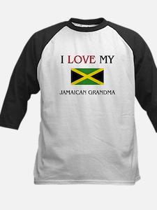 I Love My Jamaican Grandma Tee