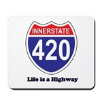 Highway 420 Mousepad