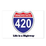 Highway 420 Postcards (Package of 8)