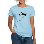 Droppin' F Bombs Women's Light T-Shirt
