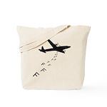 Droppin' F Bombs Tote Bag