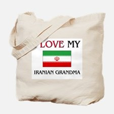 I Love My Iranian Grandma Tote Bag