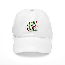 Italia Soccer World Sports Baseball Cap
