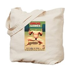 Weight lifting Tote Bag