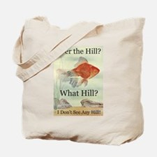 Over the Hill Tote Bag