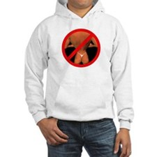No butts Hoodie