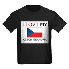I Love My Czech Grandma T