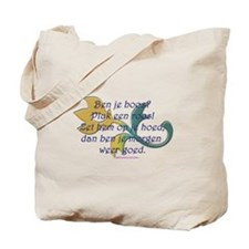 Koetjeboe - Dutch Nursery Rhy Tote Bag