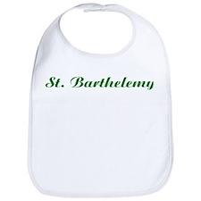 Classic St. Barthelemy (Green Bib