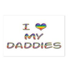 My Daddies Postcards (Package of 8)