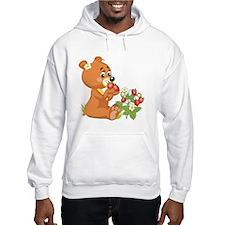 Strawberry Teddy Hoodie