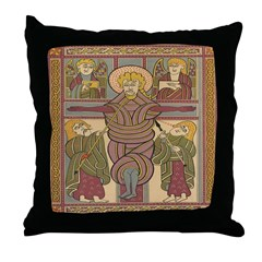 Kells Glory Throw Pillow