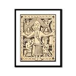 Ancient Celt Framed Print