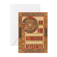 Celtic Illumination Greeting Cards (Pk of 20)
