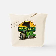 Mid Life Crisis Tote Bag