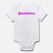 Boobalicious Infant Bodysuit