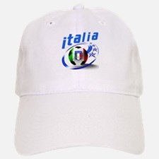 Italia Soccer World Sports Baseball Baseball Cap