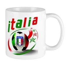 Italia Soccer World Sports Mug