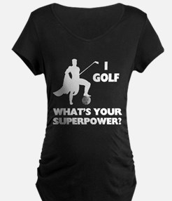 Golf Superhero T-Shirt
