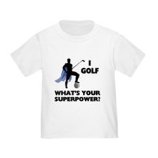 Golf Superhero T