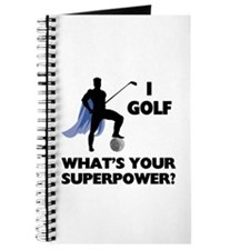 Golf Superhero Journal