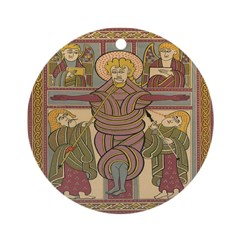 Kells Glory Ornament (Round)