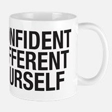 Be Confident Small Mugs