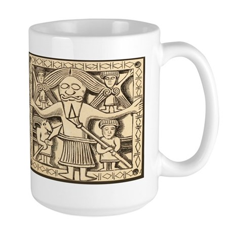 Ancient Celt Large Mug