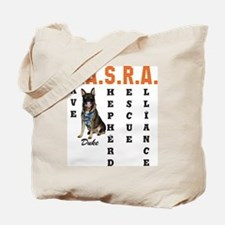 SASRA Duke Tote Bag