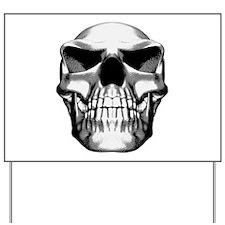 Big Skull Yard Sign