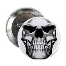 """Big Skull 2.25"""" Button (10 pack)"""