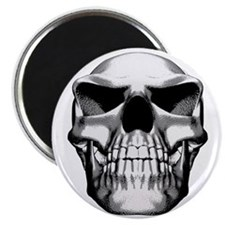 "Big Skull 2.25"" Magnet (10 pack)"