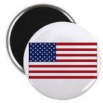 "American Flag 2.25"" Magnet (100 pack)"