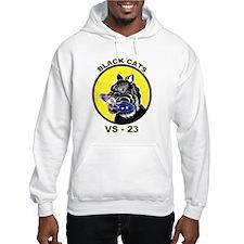 VS 23 Black Cats Hoodie
