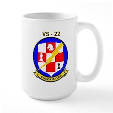 VS 22 Checkmates Mug