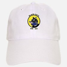 VS 23 Black Cats Baseball Baseball Cap
