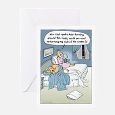 The Marriage Bed Card Greeting Cards