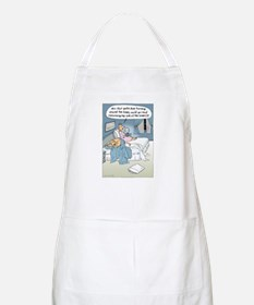 """The Marriage Bed"" BBQ Apron"