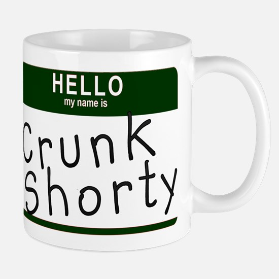 Crunk Shorty Mug