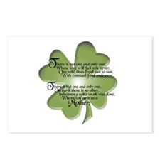 Irish Blessing - Mothers - Postcards (Package of 8