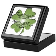 Irish Blessing - Mothers - Keepsake Box