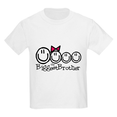 Brother, Sister, Brother, Bro Kids Light T-Shirt