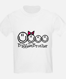 Brother, Sister, Brother, Bro T-Shirt