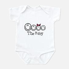The Baby Infant Bodysuit