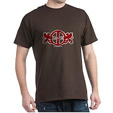 London England Brown T-Shirt
