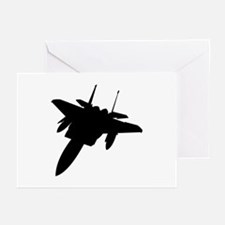 F-15 Eagle Greeting Cards (Pk of 10)