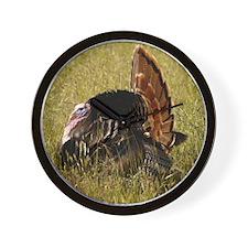Big Tom Turkey Wall Clock