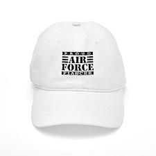 Proud Air Force Fiancee Baseball Cap