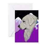 Great Pyranees Greeting Cards (Pk of 20)